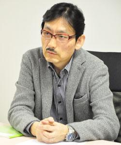 イーブックイニシアティブジャパン 取締役 村上聡氏