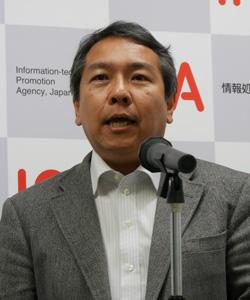 名古屋大学 未来社会創造機構 教授/つながる世界の開発指針検討WG 主査 高田 広章氏