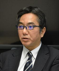 ガートナー バイスプレジデント兼最上級アナリスト 亦賀忠明氏