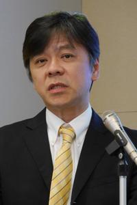 APJ ソリューション マーケティング部 リージョナル ソリューション マーケティングの金野 隆氏