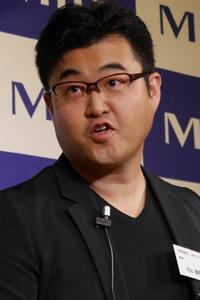 WEIC代表取締役社長 内山雄輝氏
