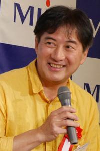 システムインテグレータ 代表取締役社長 梅田 弘之氏