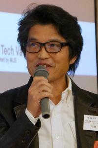 ウイングアーク1st 代表取締役社長 内野 弘幸氏