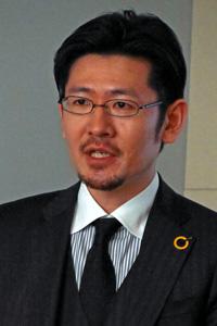 シマンテック マネージドセキュリティサービス 日本統括 滝口博昭氏