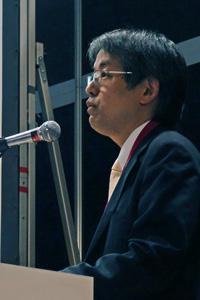 日本IBMワトソン事業部ヘルスケア事業開発部長 溝上敏文氏