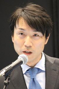 成田国際空港 営業部門 CS推進部 営業企画推進室マネージャー 萩原通晴氏