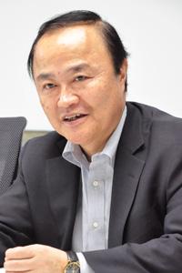 ガートナー ジャパン リサーチ部門 ITインフラストラクチャ&セキュリティ バイスプレジデント 田﨑堅志氏
