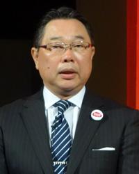 日本オラクル代表取締役社長兼CEO 杉原博茂氏