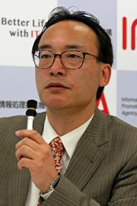 IPAセキュリティセンター 情報セキュリティ 技術ラボラトリー 研究員 辻宏郷氏