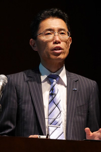 ガートナージャパン リサーチ マネージング バイス プレジデント 堀内秀明氏