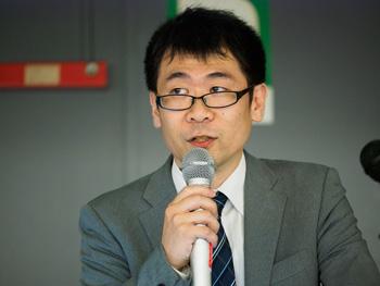 DELTA 代表取締役 岡田 友輔氏