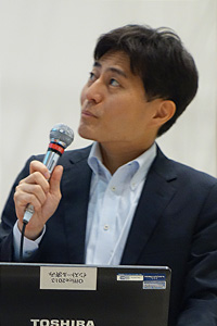 総務省 自治行政局 地域政策課 地域情報政策室長 飯塚秋成氏