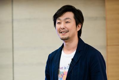 ファームノート代表取締役 小林 晋也氏