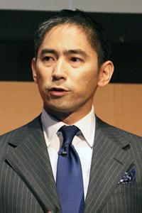 アマゾン ウェブ サービス ジャパン代表取締役社長の長崎忠雄氏