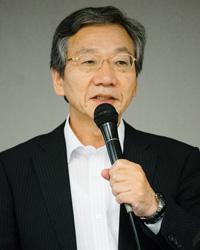 野波 健蔵氏