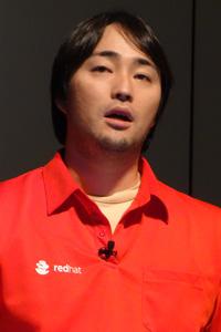 レッドハット テクニカルセールス本部シニアソリューションアーキテクト 内藤聡氏