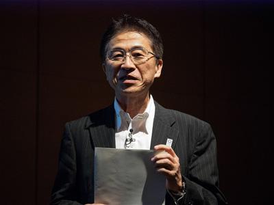 富士通 グローバルマーケティング部門エバンジェリスト 太田大州氏