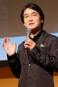 慶應義塾大学 政策・メディア研究科特別招聘教授 夏野剛氏