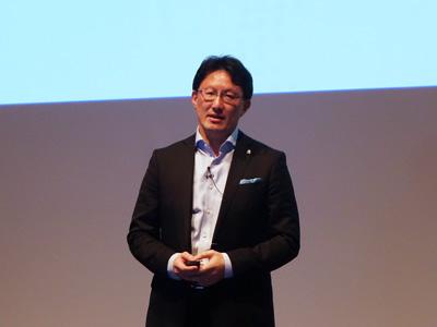 インターポール グローバルコンプレックス・フォー・イノベーション 総局長 中谷昇氏