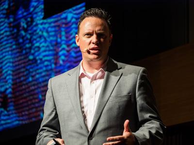 米アドビシステムズ Adobe Analytics プロダクトマーケティング担当シニアディレクター、ジェフ・アレン氏