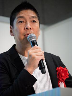 アロバ 代表取締役社長 白砂晃氏