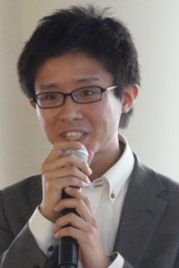 トライアンフ 広報マーケティンググループの田中武征氏