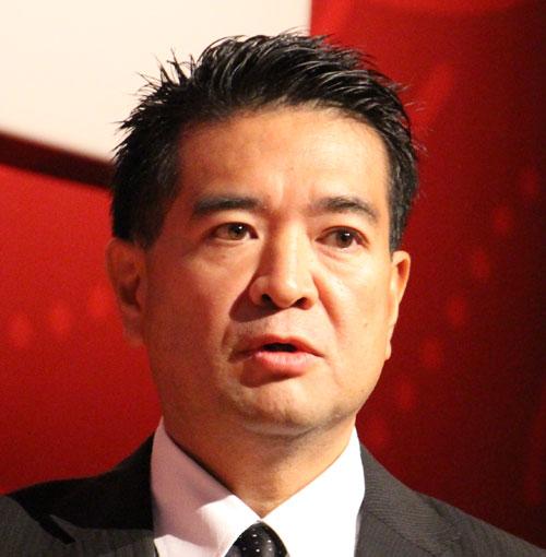 NTTデータが定義するDX時代の3つのストリーム - RED HAT FORUM TOKYO