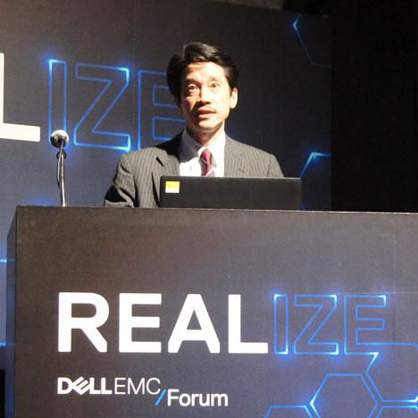 働き方改革で表れたVDIの課題と、その解決策 - Dell EMC Forum Tokyo 2017