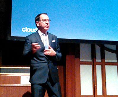Google、Facebook、Amazonのデータ活用から学べ! - Cloudera World Tokyo 2017