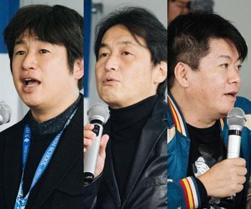 N高起業部スタート! プレゼンを審査した川上氏、夏野氏、堀江氏の評価は?