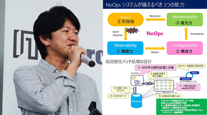[講演資料提供] NoOpsに挑め! 新世代の設計思想をアーキテクトが解説