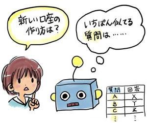 【連載】教えてカナコさん! これならわかるAI入門 [30] 問い合わせチャットボットを開発するには?
