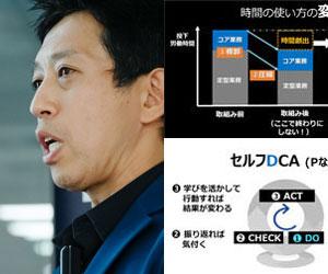 [講演資料]業務効率を高め、「自分の時間」をつくるには? - 越川慎司氏