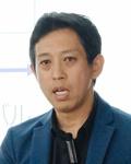 越川慎司 氏