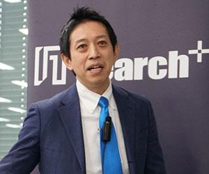 事業生産性を高めよ! 越川慎司氏が語る、真の働き方改革とは?