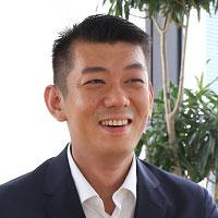 成松岳志氏