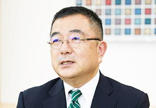株式会社樋口商会 常務取締役 コーポレート本部長 唐川 新輔 氏