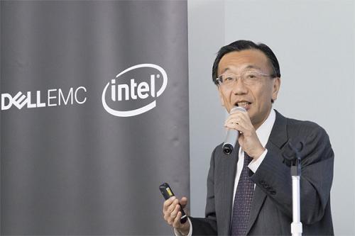 Dell Technologies 黒田氏の講演