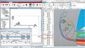 MCADツールで加えた変更箇所を電気設計者が確認しやすい形式で表示する、そんな仕組みが、協調設計の推進には必要