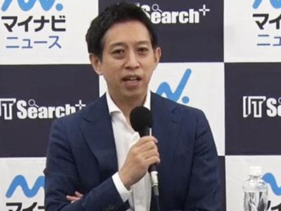 越川慎司氏が語る「テレワーク成功の秘訣」- パナソニックの爆生プロジェクトの紹介