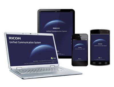 RICOH Unified Communication System Apps