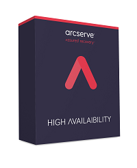 Arcserve Replication/High Availability