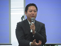SAPジャパン 代表取締役社長 福田譲氏
