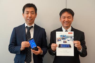 【連載】山口健太のモバイルデバイスNEXT  [18] 意外?ソフトバンクが自社ブランドで出したWindows 10 Mobile端末とは