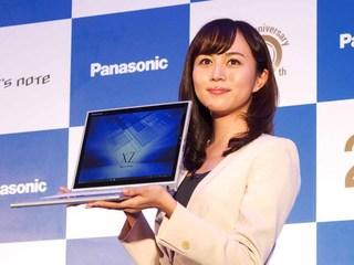 【連載】山口健太のモバイルデバイスNEXT  [19] パナソニックがLet'snoteシリーズ初の着脱型モデルを開発した理由
