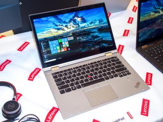 【連載】山口健太のモバイルデバイスNEXT  [21] レノボが「ThinkPad」にシルバー色を追加した理由は「法人」