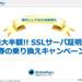 低コストかつ国内シェアNo.1! 安心の国産SSLでサイトのセキュリティ強化を