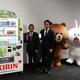 キリンがLINEビジネスコネクトを活用、ビーコン連携で2万台の自販機に誘客