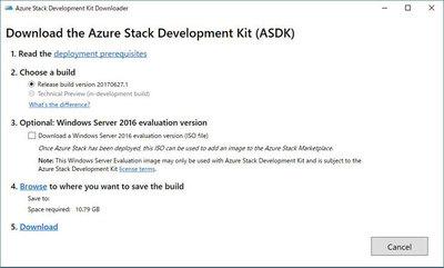 【連載】プライベートクラウド検討者のための Azure Stack入門 [24] Azure Stackもトライファースト! ~ASDK導入のススメ(パート2)~