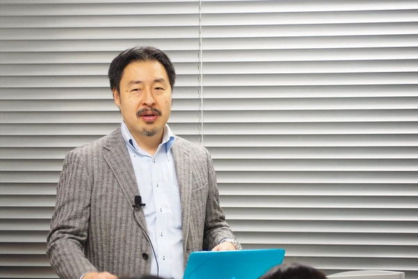 企画経営アカデミー 代表取締役 大槻貴志氏